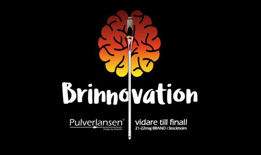 brinnovation och pulverlansen 2 539x321 - Pulverlansen to the finals of Brinnovation!!